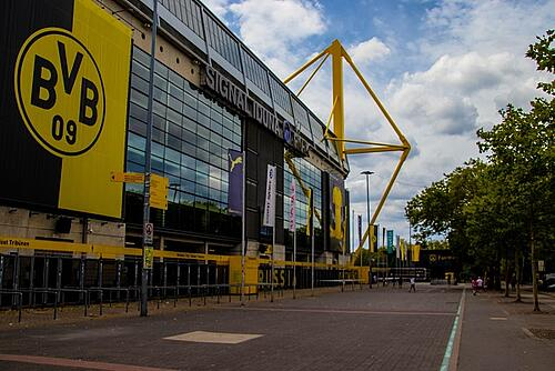 Wenn Der Fußball Ruft Bvb Kidsclub In Dortmund Kribbelbunt