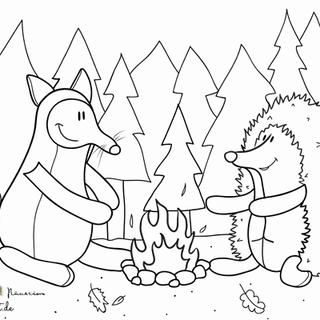 igel malvorlagen kostenlos herunterladen - x13 ein bild zeichnen