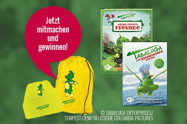 Gewinne 3 Tabaluga Fanpakete Zum Kinostart Von Tabaluga Der Film