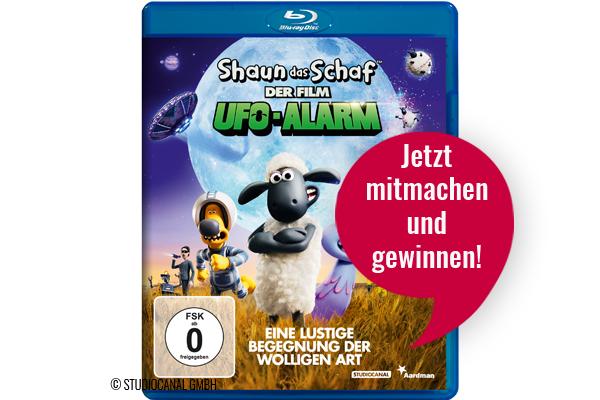 Gewinnt Ein Tolles Shaun Das Schaf Fanpaket Kribbelbunt