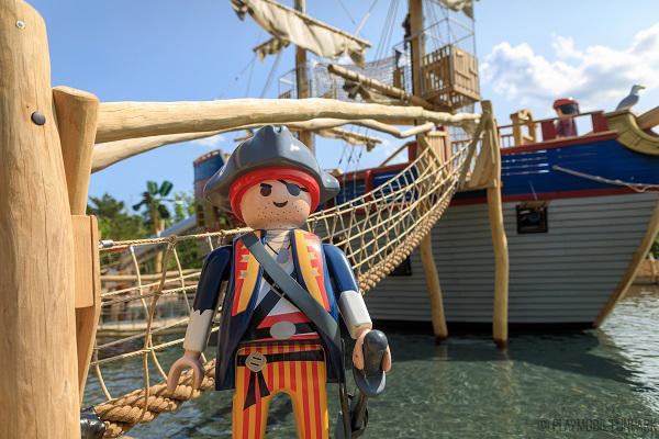 ausmalbild playmobil piratenschiff