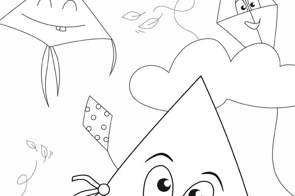Ausmalbild Herbst Ausmalbild Drachen Kribbelbunt