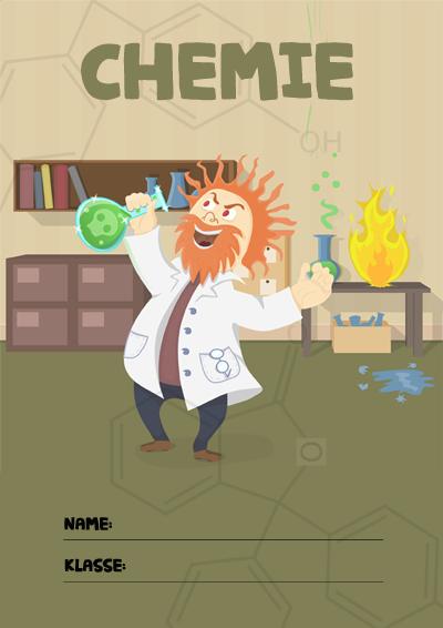 Chemie Deckblatt Pdf Zum Ausdrucken Kribbelbunt