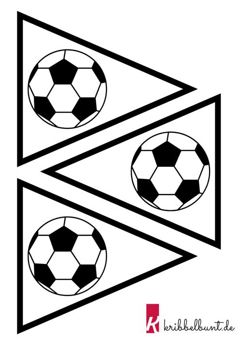 Fußball Ausdrucken