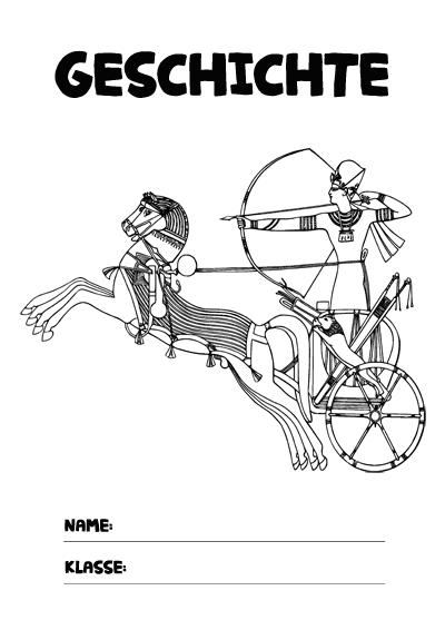 Deckblatt Für Geschichte | marlpoint