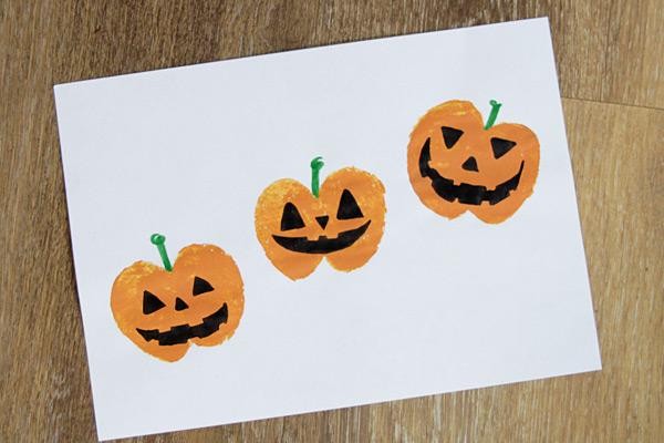 Halloween basteln • Halloween Deko basteln - Kribbelbunt