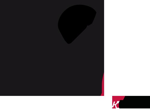 Herz Vorlage zum Ausdrucken » PDF - Kribbelbunt