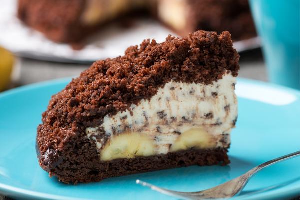 Maulwurfkuchen Rezept Maulwurfkuchen Mit Banane Kribbelbunt