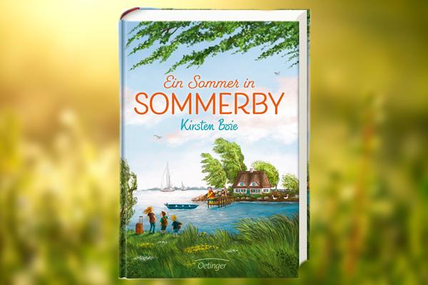 Buchempfehlung: Sommer in Sommerby - Kribbelbunt