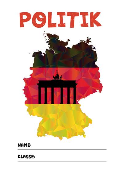 Politik Deckblatt » PDF zum Ausdrucken   Kribbelbunt