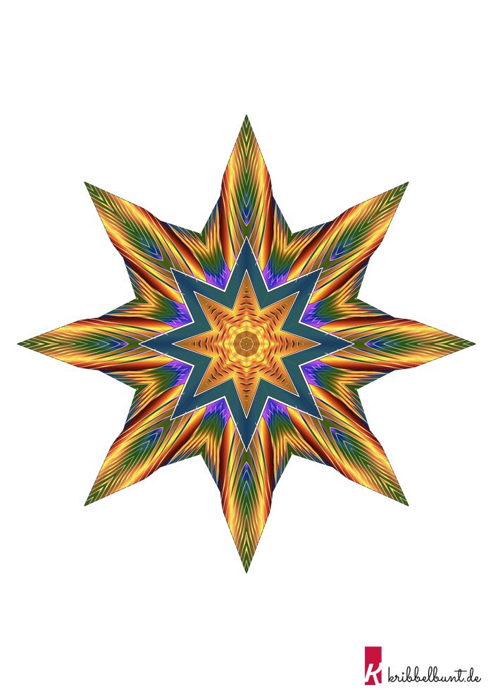 stern bild stern schablone zum ausdrucken kostenlos