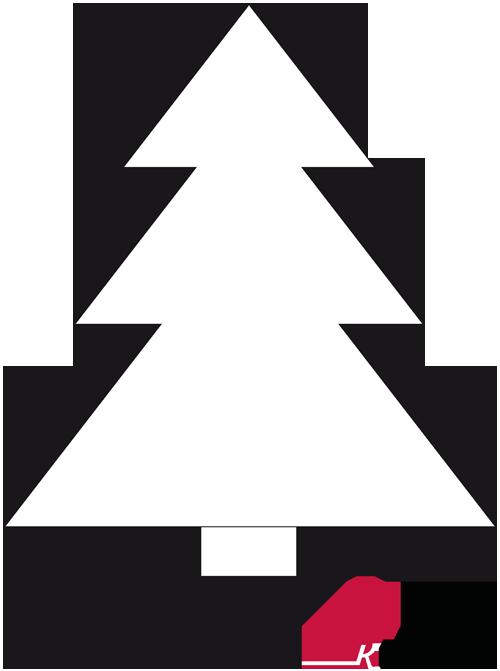 Simple Vorlage Fur Weihnachtsabaum Zum Selbermachen 6