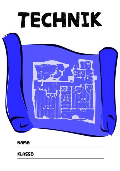 Technik Deckblatt » PDF zum Ausdrucken   Kribbelbunt