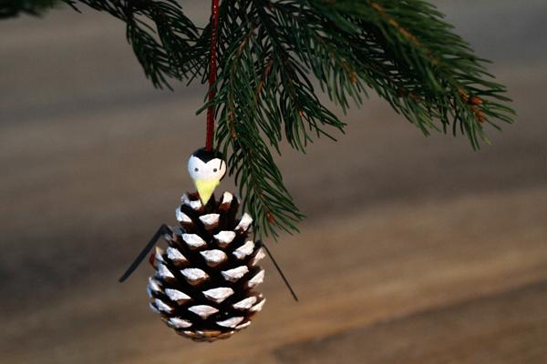 Gebastelte Weihnachtsdeko.Weihnachtsdeko Selber Basteln Kribbelbunt