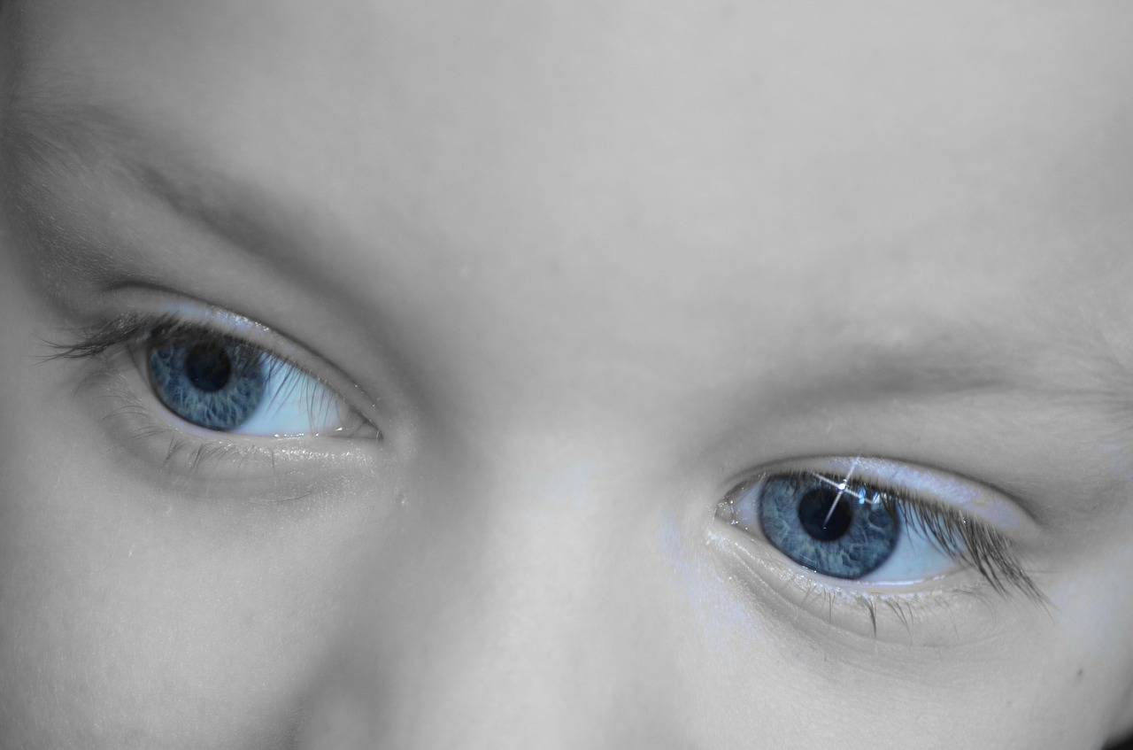 Welche Augenfarbe Bekommt Mein Kind Kribbelbunt