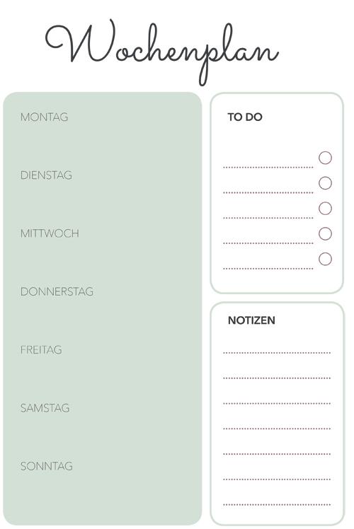 Niedlich Hausaufgabenplan Vorlage Galerie - Entry Level Resume ...